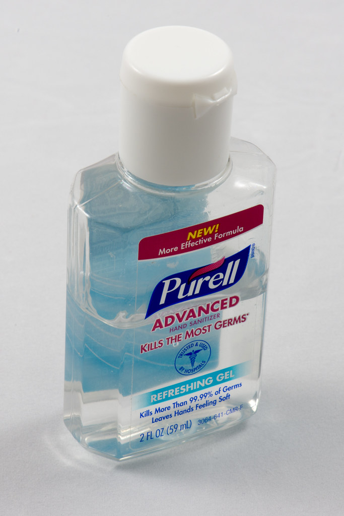 hand sanitizer, items, paperclip, marketplace, coronavirus, covid-19